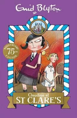 Claudine At St Clare S