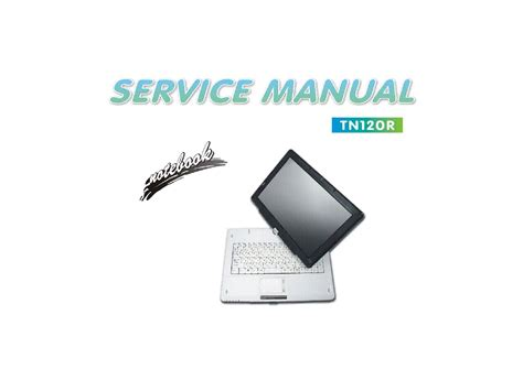 Clevo Tn120r Laptop Repair Service Manual