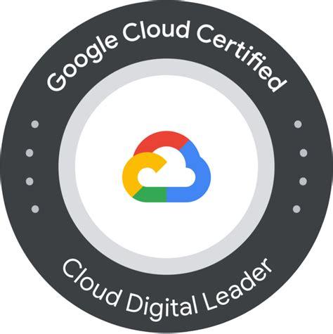 Cloud-Digital-Leader Trainingsunterlagen
