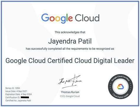 Cloud-Digital-Leader Zertifizierungsantworten