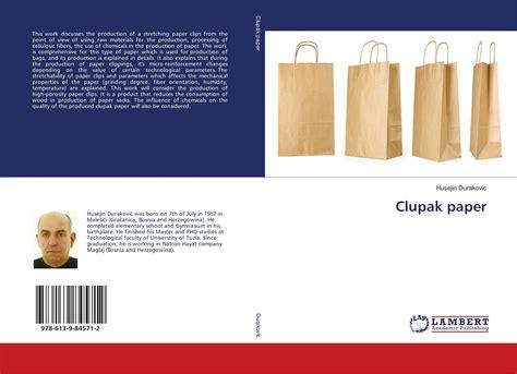 Clupak paper