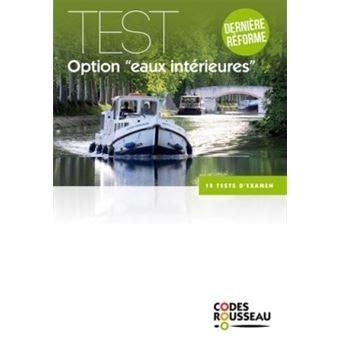 Code Rousseau Code Eaux Interieures 2019