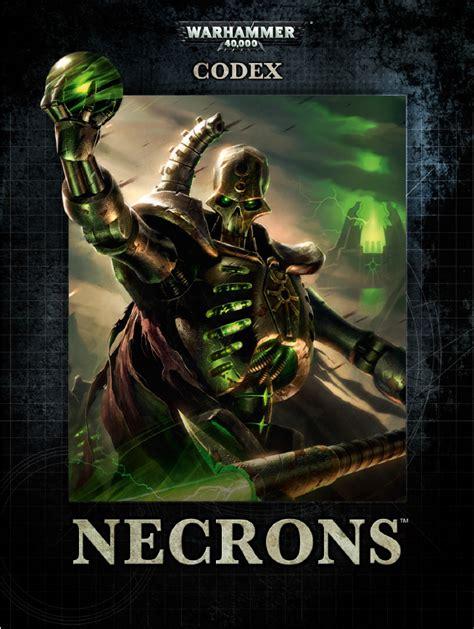Codex Necrons