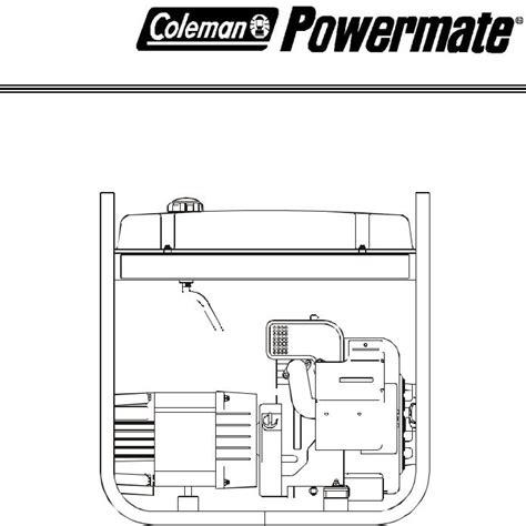 Coleman Maxa 5000 Er Plus Manual