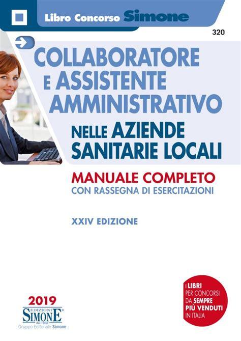 Collaboratore E Assistente Amministra