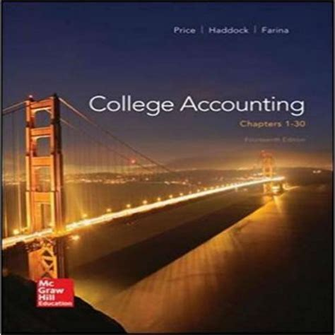 College Accounting Solution Manual