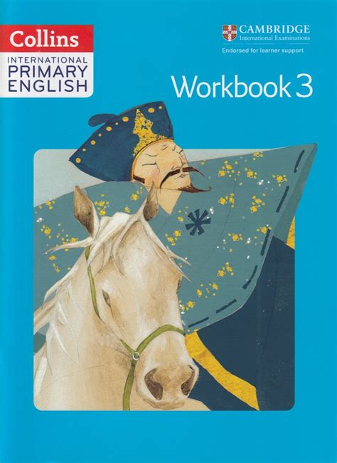 Collins Cambridge International Primary English International Primary English Workbook 3