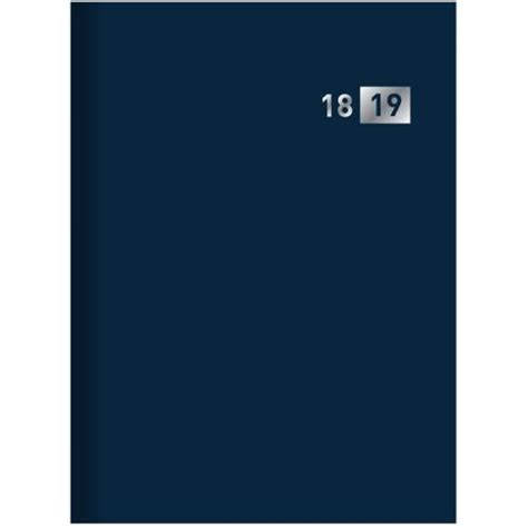 Collins MD53M 2019 A5 Week-to-View 2018/19 Mid Year Diary
