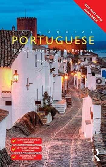 Colloquial Portuguese (Colloquial Series)