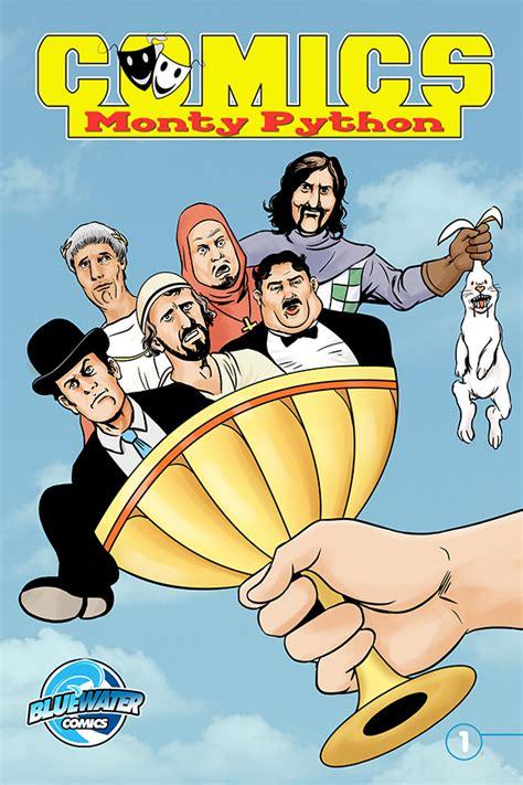 Comics Monty Python