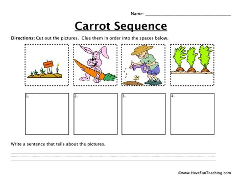 Common Core Carrot Seed Teaching Guide