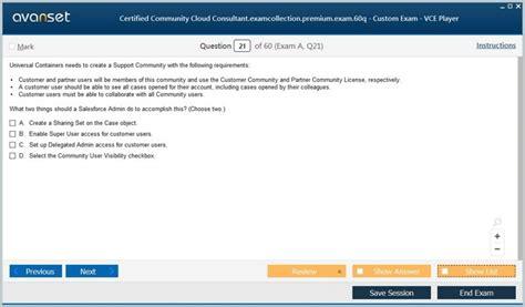 Community-Cloud-Consultant Exam Fragen