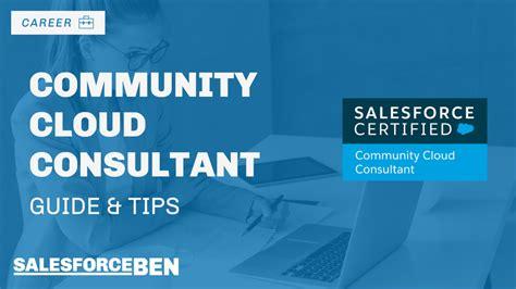 Community-Cloud-Consultant Trainingsunterlagen
