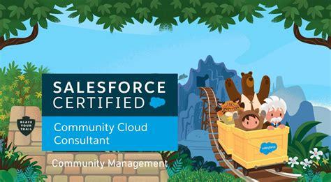 Community-Cloud-Consultant Valid Cram Materials