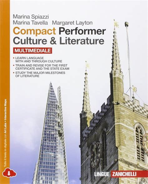 Compact Performer Culture Literature Multimediale