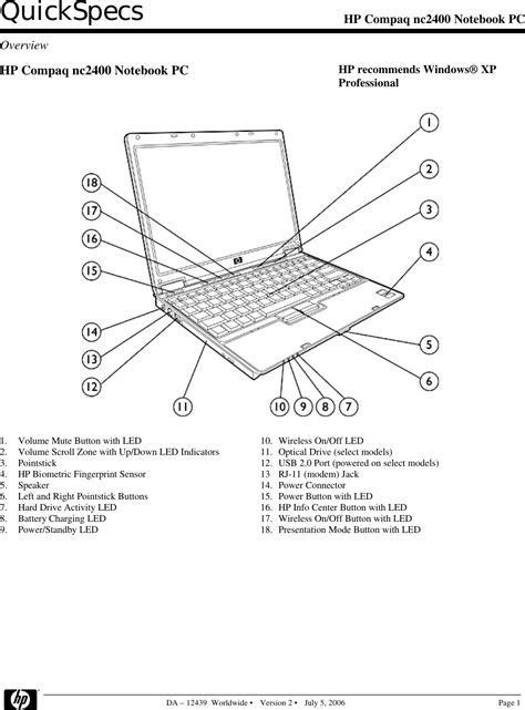 Compaq Laptop Manual Guide