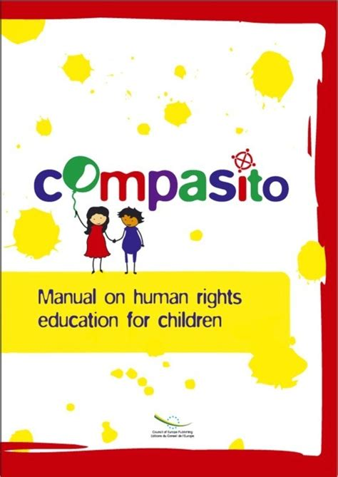 Compasito Manual On Human Rights Education For Children