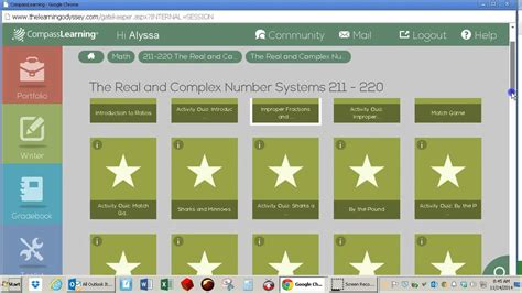Compass Learning Odyssey Answer Key Health