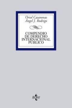Compendio De Derecho Internacional Publico Derecho Biblioteca Universitaria De Editorial Tecnos
