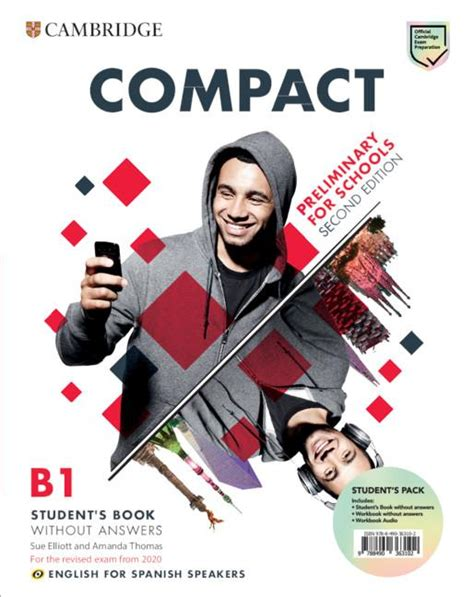 Complete Preliminary Student S Book Without Answers English For Spanish Speakers 2nd Edition