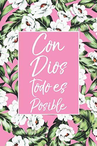 Con Dios Todo Es Posible Cuaderno Biblico Para Mujeres Y Ninas
