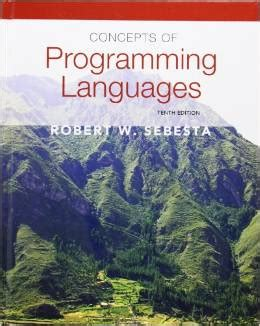 Concepts Of Programming Languages Solution Manual 8