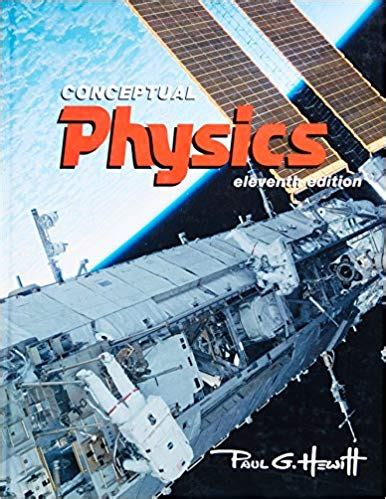 Conceptual Physics 11th Edition Solutions Manual