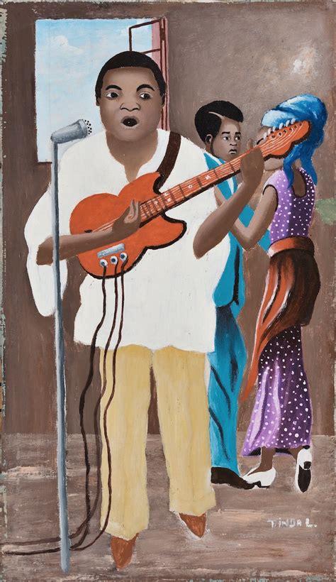 Congo Art Works Peinture Populaire