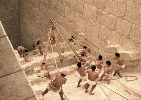 Constructores De Las Grandes Piramides Los
