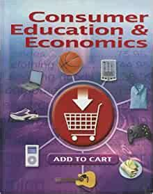 Consumer Education And Economics Student Workbook Answers