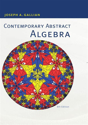 Contemporary Abstract Algebra Gallian Solution Manual