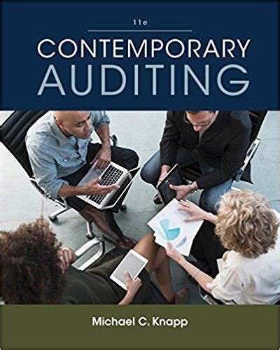 Contemporary Auditing Knapp Solutions Manual
