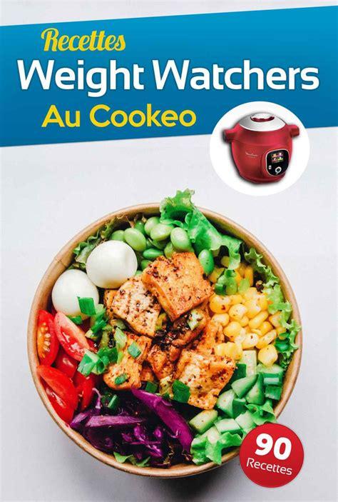 Cookeo Weight Watchers
