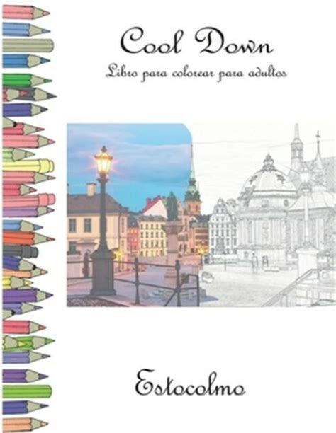 Cool Down Libro Para Colorear Para Adultos Hamburgo