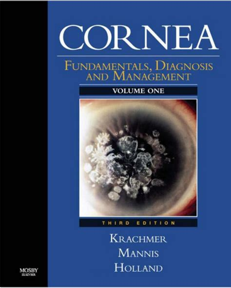 Cornea 2 Volume Set With Dvd Expert Consult Online And Print 3e