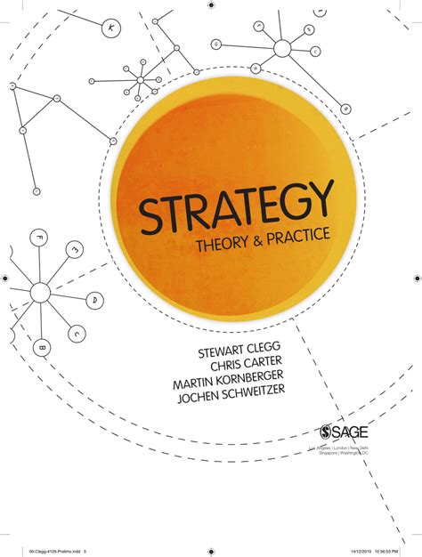 Corporate Strategy Theory And Practice