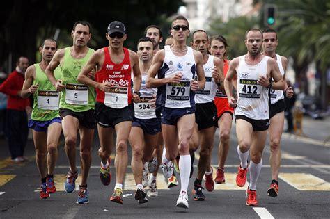 Correr Maratones Deporte