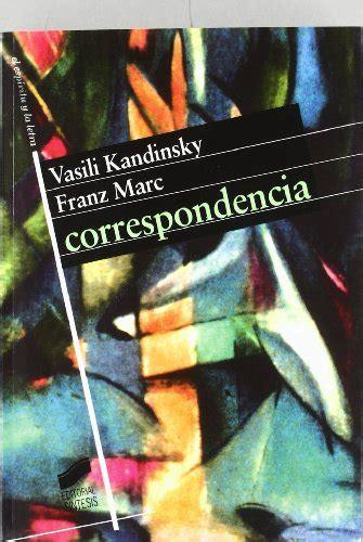 Correspondencia El Espiritu Y La Letra