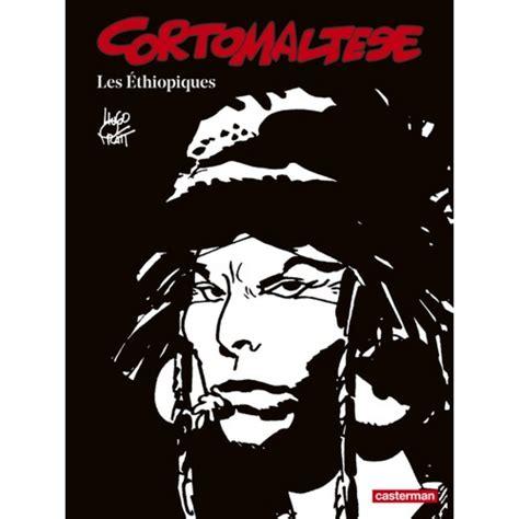 Corto Maltese Tome 5 Les Ethiopiques Edition Enrichie Noir Et Blanc