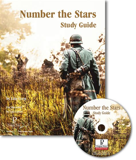 Counting The Stars Study Guide Progeny Press