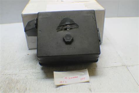 Cover For 2001 Chevrolet S10 Fuse Box