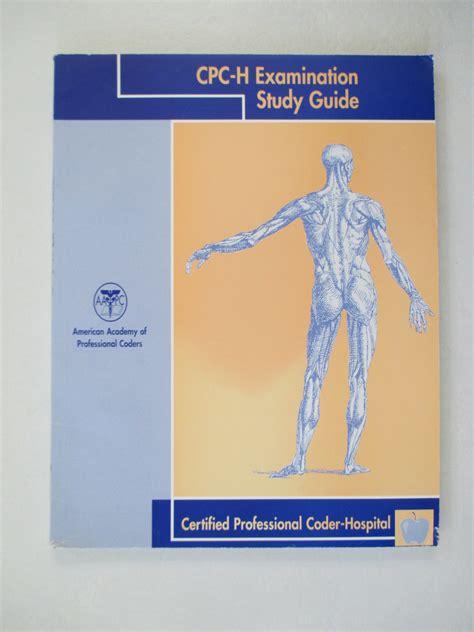Cpc H Study Guide