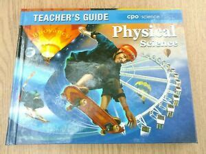 Cpo Physical Science Teachers Guide