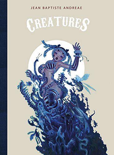 Creatures Aki Beaux Livre