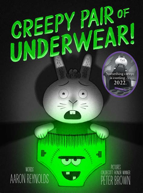 Creepy Pair Of Underwear