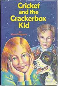 Cricket And The Cracker Box Kid By Ferguson 1990 04 30