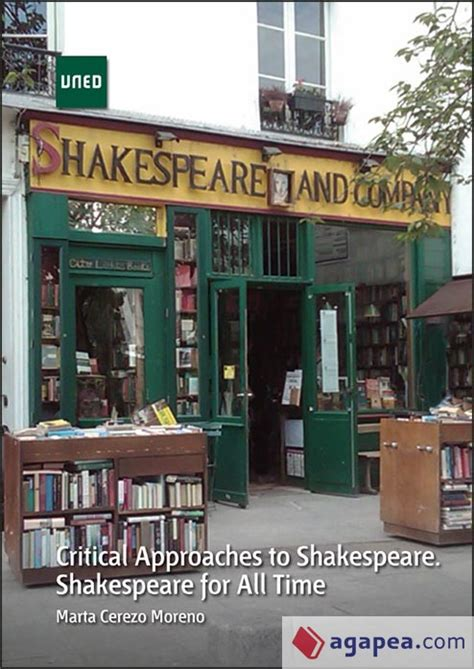Critical approaches to Shakespeare. Shakespeare for all time (GRADO)