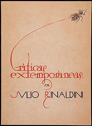 Criticas Extemporaneas