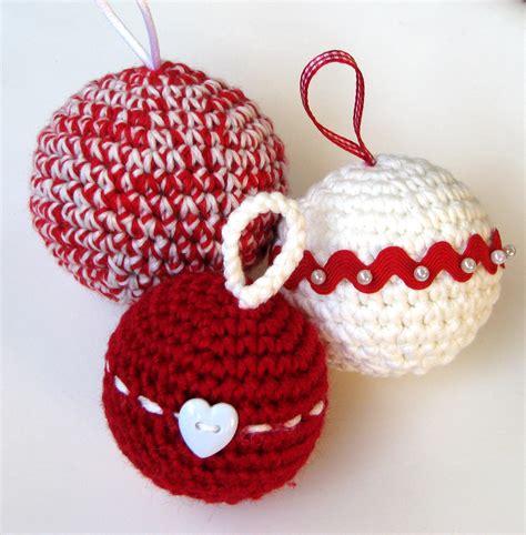Crochet En Navidad Creaciones A Crochet Con Varios Materiales Para Navidad