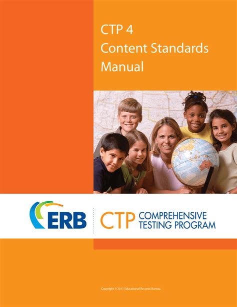 Ctp 4 Content Standards Manual Ebookszip Com